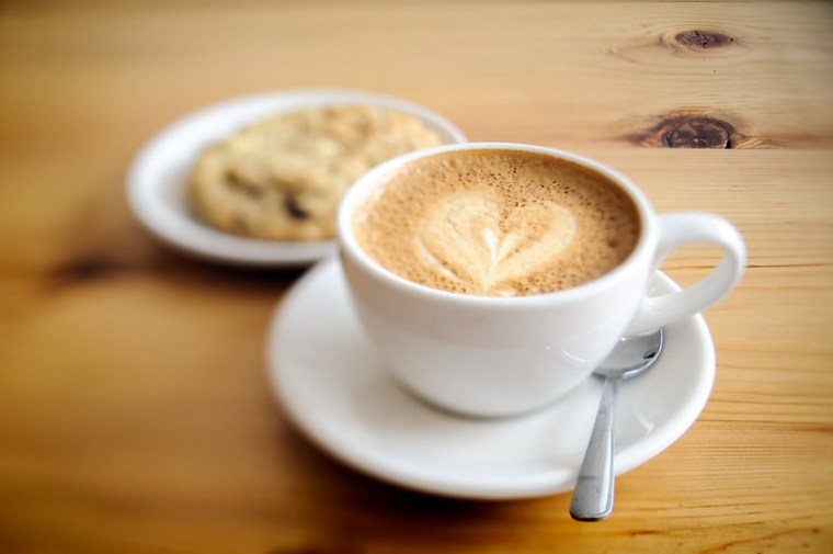 R Squared Cafe - Cappuccino