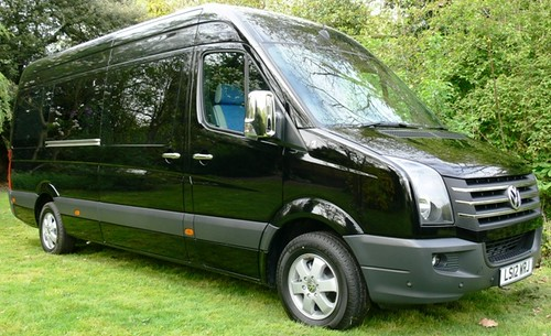 Luxury Splitter Vans for Hire- Driving You Crazy 2012