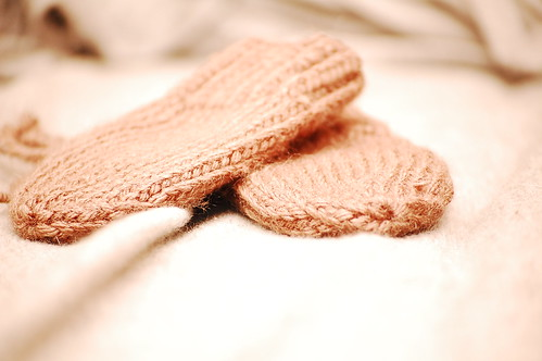 Mittens for Babby II