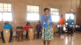 DAPA peforms for the Annual Jamanican Mother's Day Brunch Sunday May 13, 201269