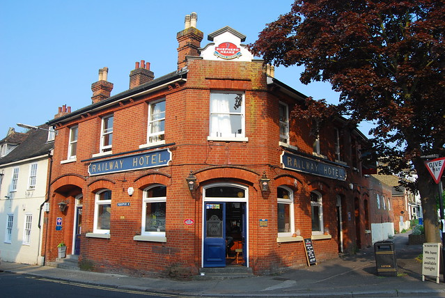 One Of Many Shepherd Neame Pubs