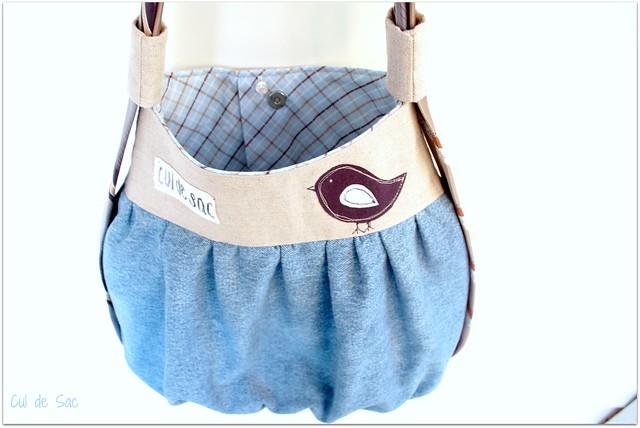 Eco-friendly versatile shoulder and backpack bag