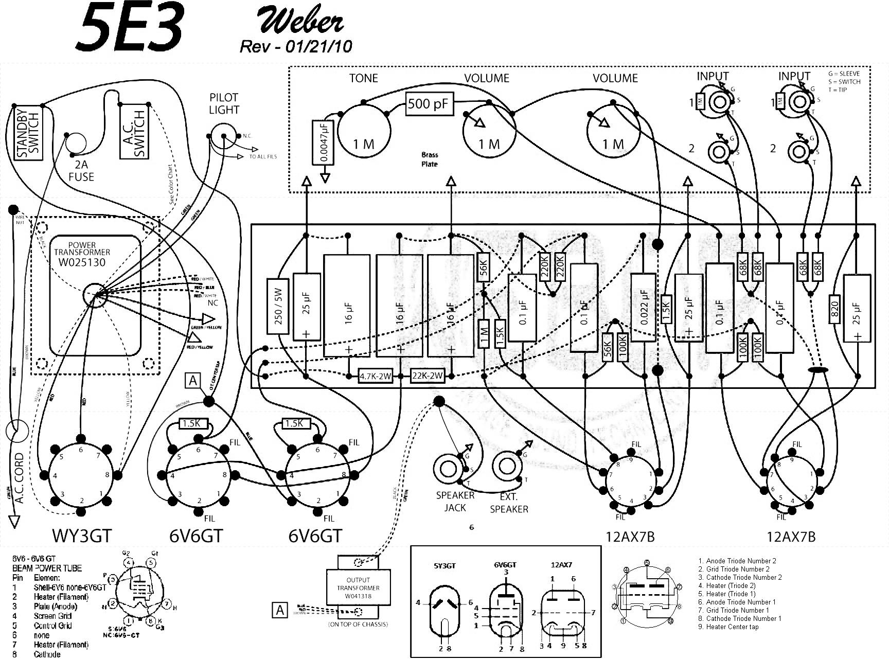 5e3 Fender Deluxe