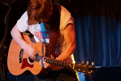 Cory Branan, Casbah, Durham NC, 06/17/12