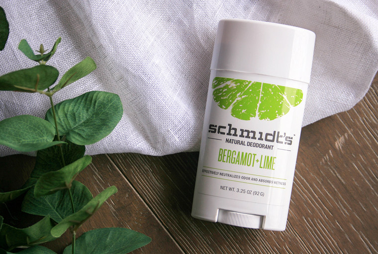 fresh philosophie | schmidt's deodorant is a great natural deodorant option! it's ethically-made, sustainably-produced, and completely cruelty-free! also, it totally works great.