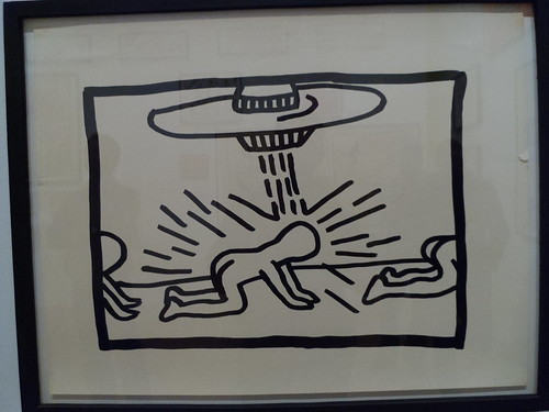 Keith Haring at Brooklyn Museum