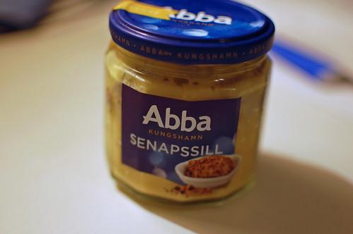 Abba Mustard Herring