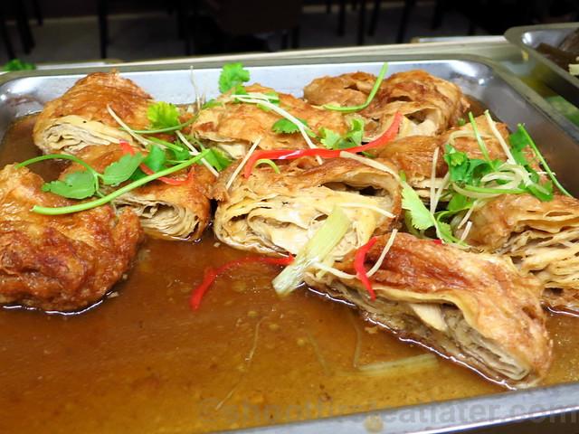 素雅屋 (vegetarian restaurant in Taimall, Taipei)-013