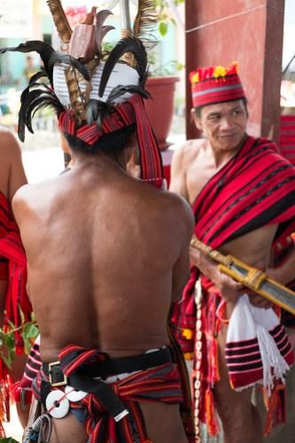 Hungduan festival
