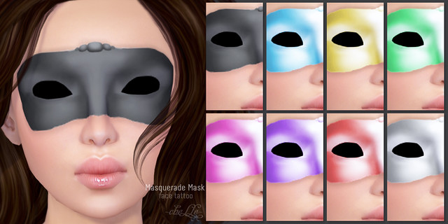 cheLLe - Masquerade