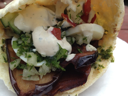 israeli street food cart portland