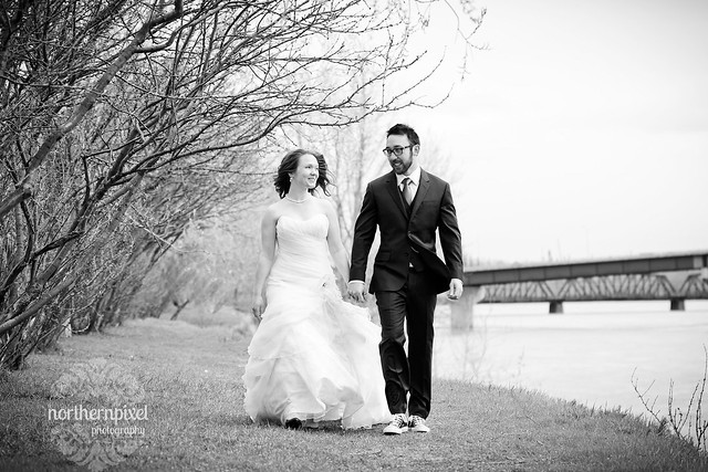 First Look Session - Along the Fraser River