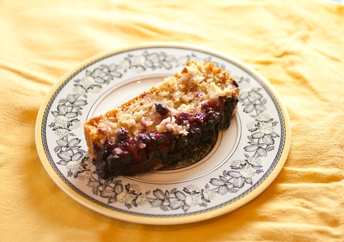 Blueberry Raspberry Oat Bake (6 of 6)
