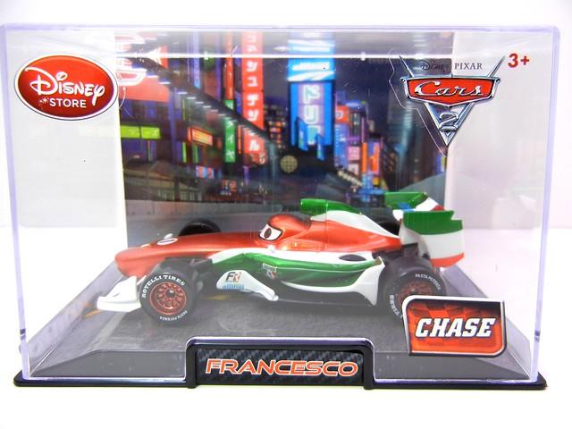 disney store cars 2 chase metallic francesco (1)