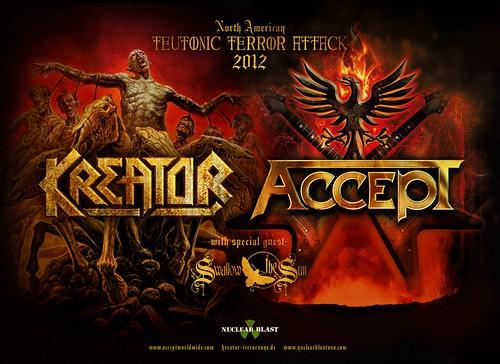 North American Teutonic Terror Attack Tour