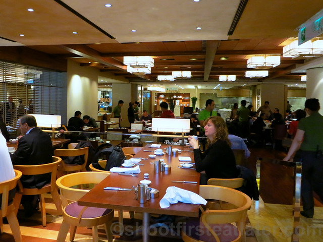 Buffet Breakfast at Cafe, Grand Hyatt Taipei-002