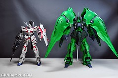 1-100 Kshatriya Neograde Version Colored Cast Resin Kit Straight Build Review (133)