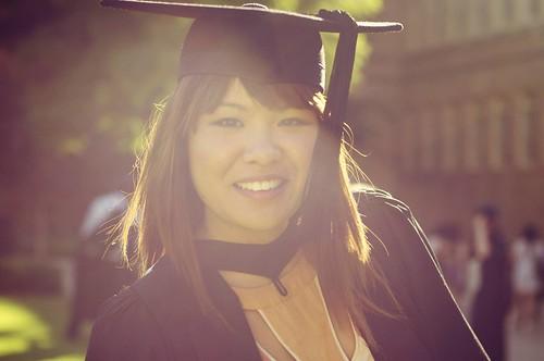 Nai's graduation