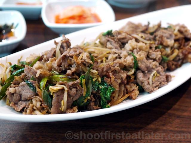 Bulgogi Brothers Korean Restaurant