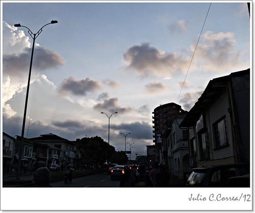 Vellón de nubes by Julio César Correa