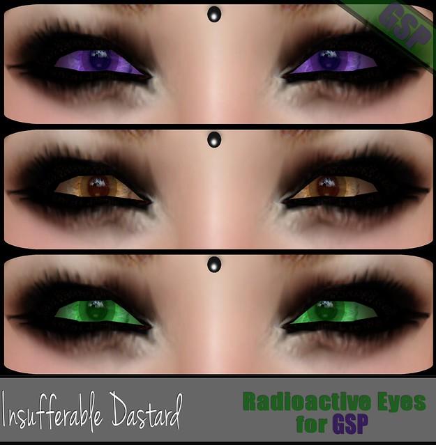 Insufferable Dastard - Radioactive Eyes
