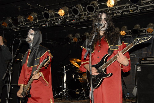 Mortuary Drape at Maryland Deathfest X