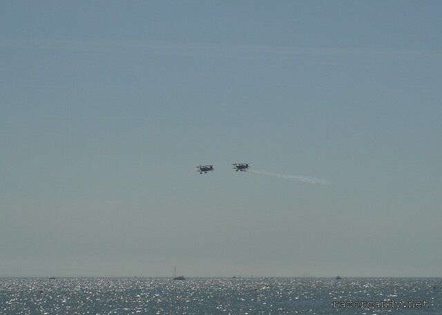 trig aerobatic team (2x pitts) - Southend Air Show - Sunday, 27th May, 2012 (5)