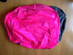 普通のちび輪バッグと大きさは同じ