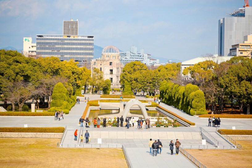 2016 廣島原爆遺址 Hiroshima 91