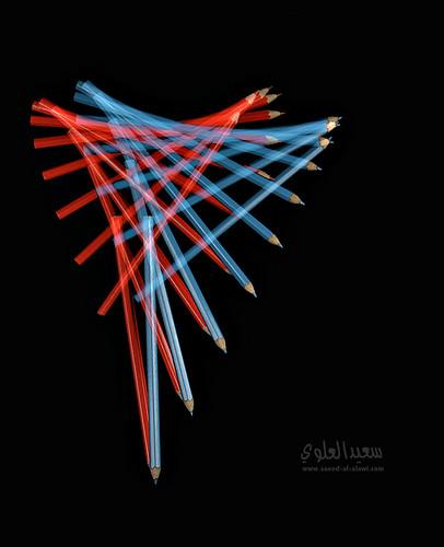 شرايين تداخلت by Saeed al alawi