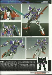 MG Knight Gundam Full Armor Mode Resin Conversion Kit (20)