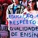 Estudantes seguem em passeata pela educação - UFV