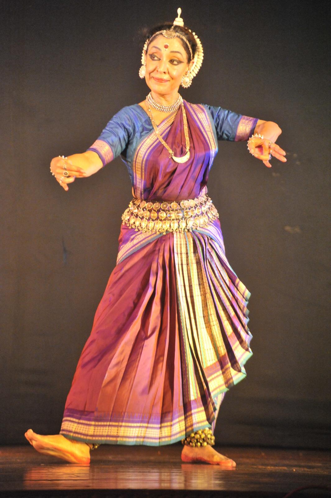 Madhaviji at her best.