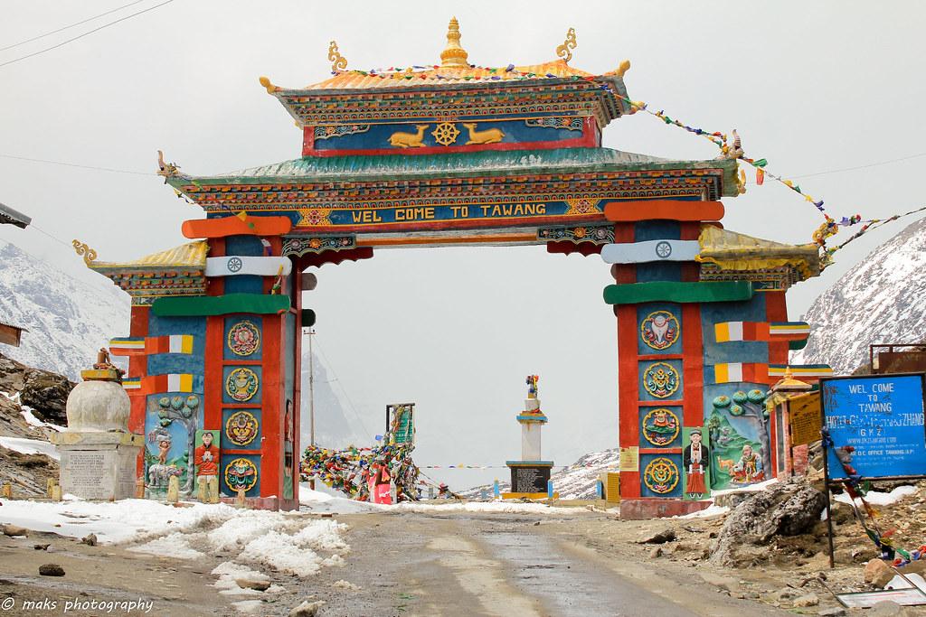 Sela Pass, Tawang , Arunachal Pradesh