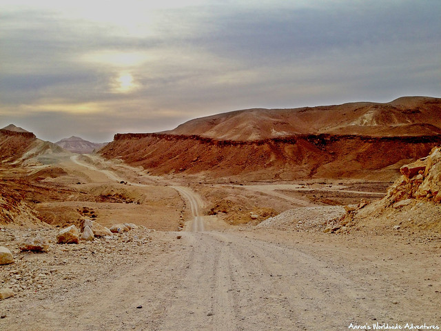 Sunrise Hike at Makhtesh Ramon