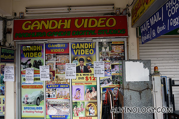 Ghandi Video and Photo - Very Cheap Rates!