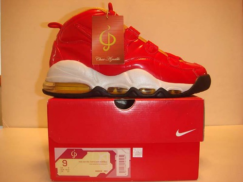 Nike Air Max Tempo – Char Aznable – Gundam Shoes (1)