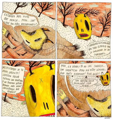 Comic Cadáver Exquisito