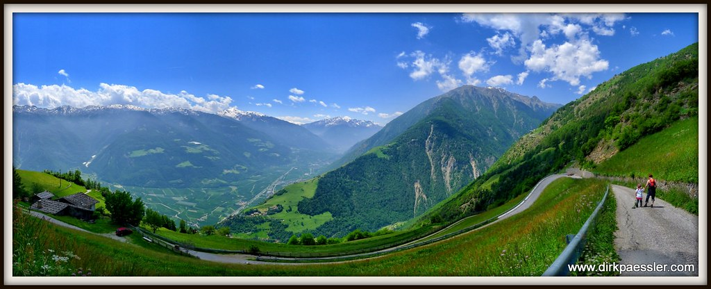Mountains, Alto Adige by Dirk Paessler