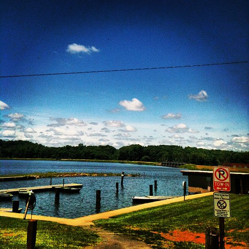 Lake Brandt by Greensboro NC
