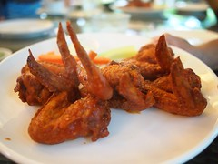 Level 2 Chicken Wings, Cornerstone Restaurant, Bishan Park 2