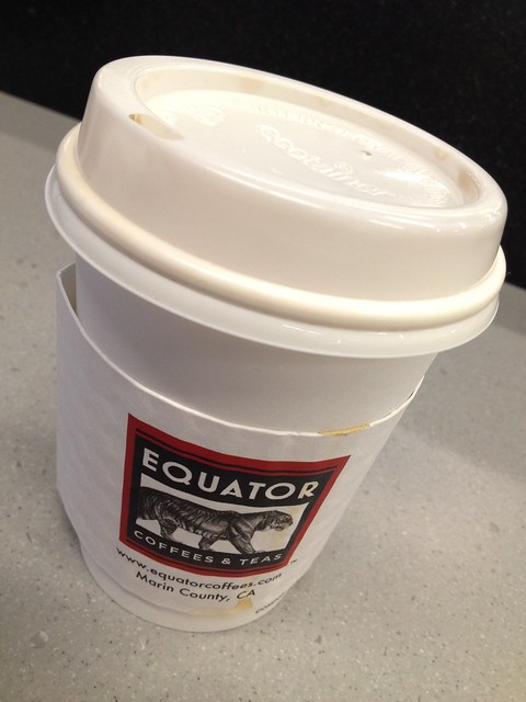 Small drip Equator coffee - Napa Farms Market
