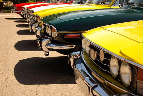 20120527-01_Triumph Stags by gary.hadden