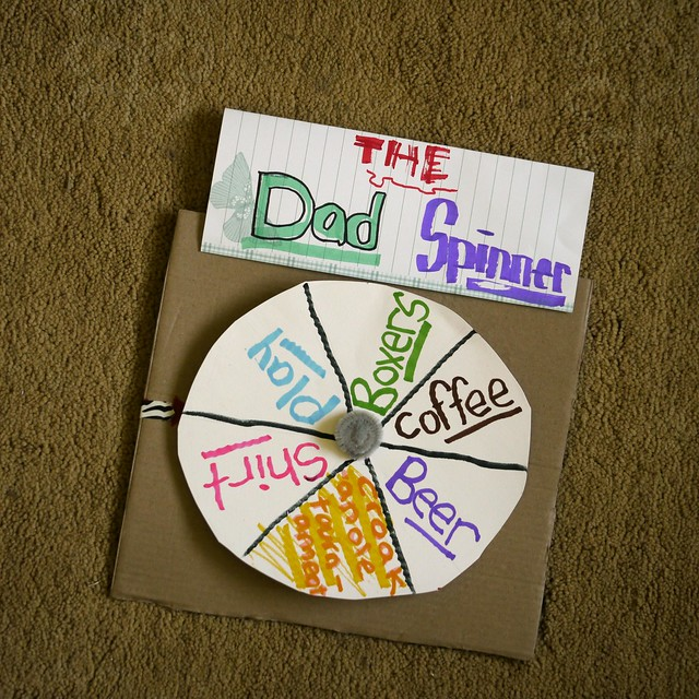 The Dad Spinner