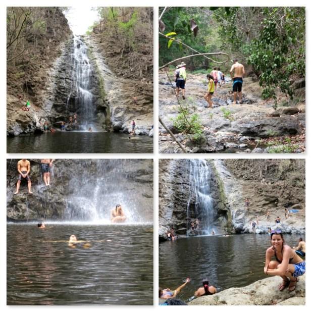 Cascada Montezuma