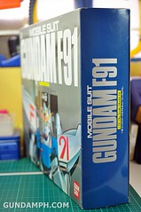 Gundam F91 1-60 Big Scale OOTB Unboxing Review (3)