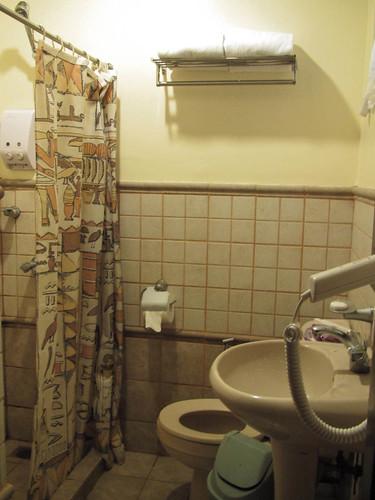 Hotel Dominique Standard Room Bathroom