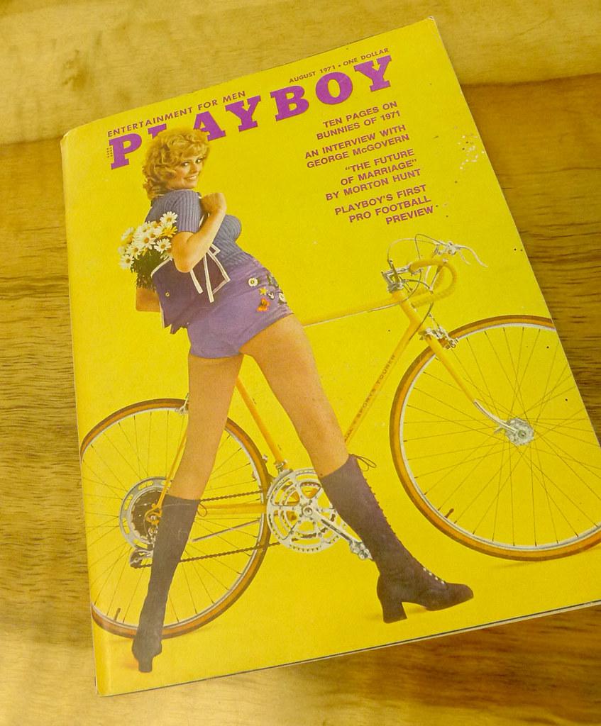 Playboy, August 1971