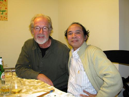 Paull Hoover và Nguyễn Trọng Tạo