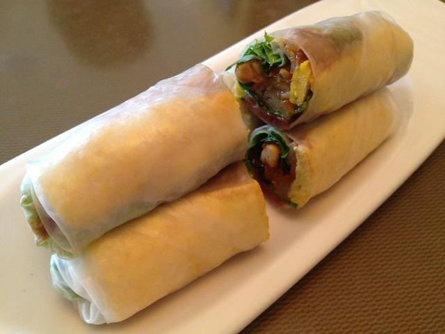 Bo bia - Vung Tau Restaurant